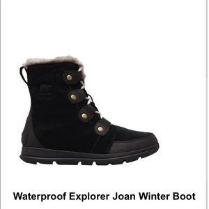 Waterproof explorer Joan SOREL winter boots